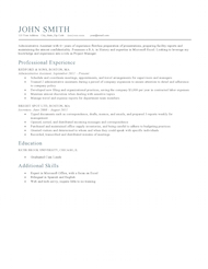 Superb Resume Template Ocean Blue Milano