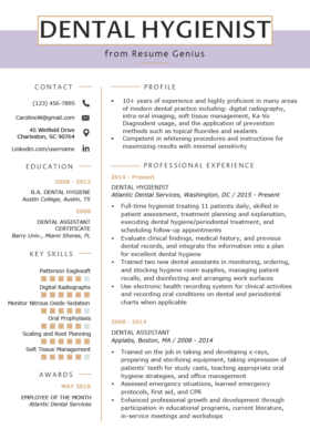 Certified Nursing Assistant (CNA) Resume Sample & Writing Guide | RG