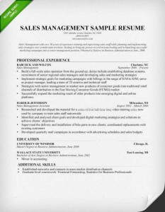 sales manager resume sample sales manager resume sales manager cover letter sample - Cover Letter Sales Job