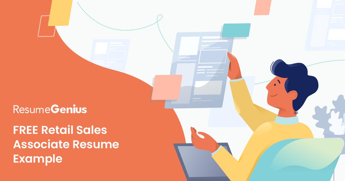 Retail Sales Associate Resume Sample & Writing Tips   Resume