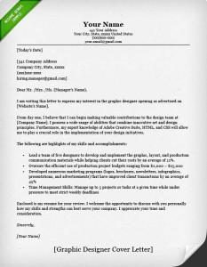 Architecture cover letter advice