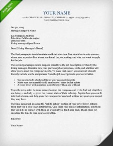 Dublin Dark Blue Cover Letter Template