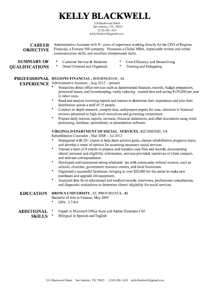Build My Resume Now  Academic Resume Builder
