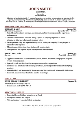 Professional CV Templates for 2019 [Edit & Download]