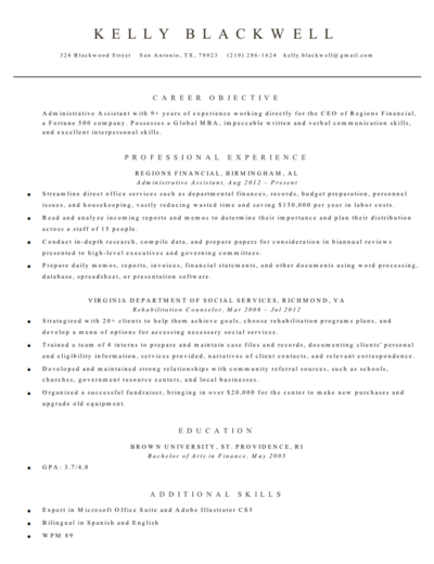 original elegant resume builder template
