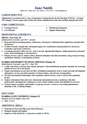 Dark Blue Original Professional Resume Template