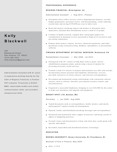 Black Taj Mahal Resume Builder Template
