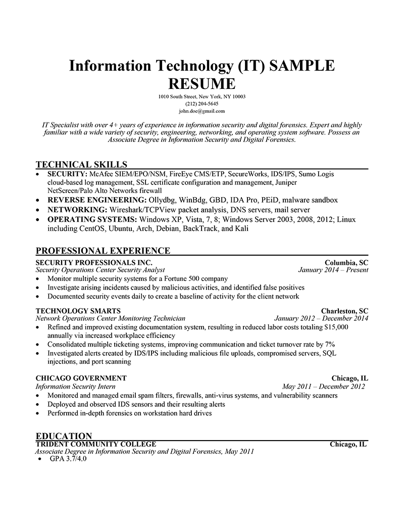 100 Skills For Your Resume How To Include Them