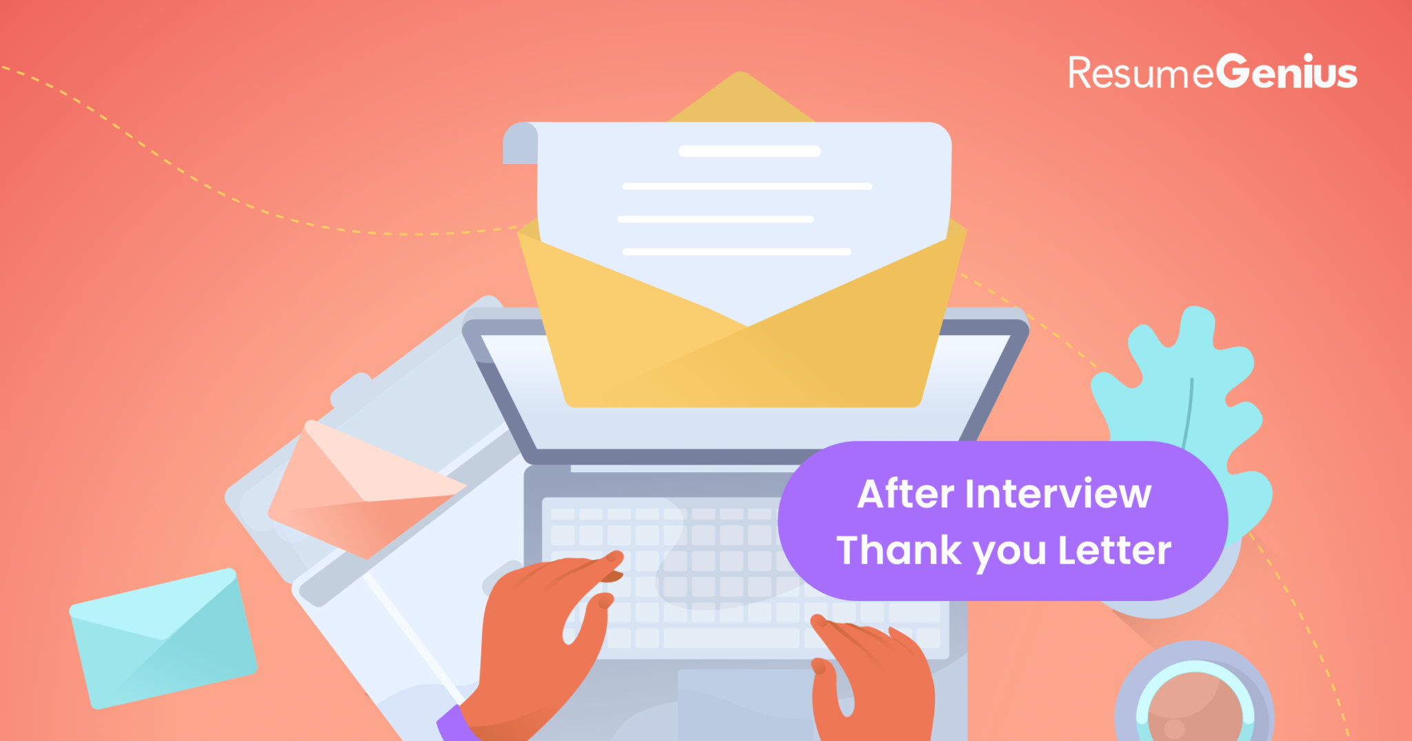 After Interview Thank You Letters Samples | Free MS Word Templates