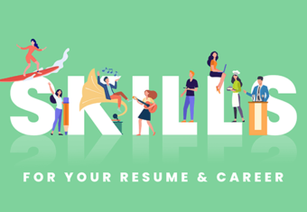 Skills for Resume Featured Image