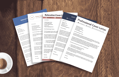 Professional Cover Letter Examples For Job Seekers In 2021