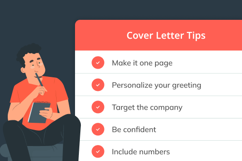 Experience Synonym Cover Letter from resumegenius.com