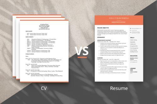 Job resume vs cv java virtualmachine resume