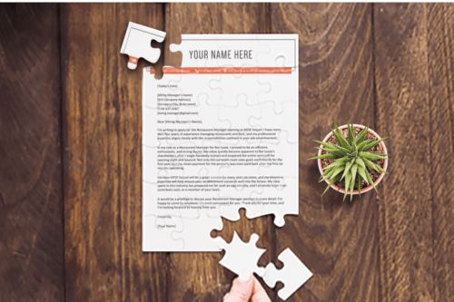 How To Write A Cover Letter 10 Example Cover Letters