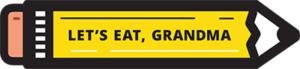 An image of resume writer service Let's Eat, Grandma's logo
