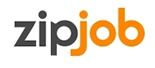 A picture of Zipjob's logo, which offers a professional resume writing service